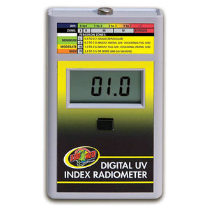ZM Digital UV Index Radiometer, ST-7 - Creepy Critters