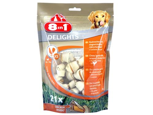 8-in-1 Delights Value Bag for Dogs