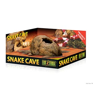 ET Snake Cave Medium, PT2846 - Creepy Critters