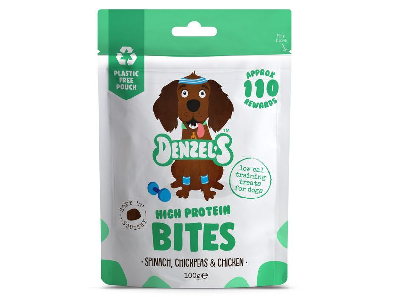 Denzels Bites Dog Training Treats