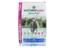 Load image into Gallery viewer, Eukanuba NaturePlus+ Puppy & Junior Salmon