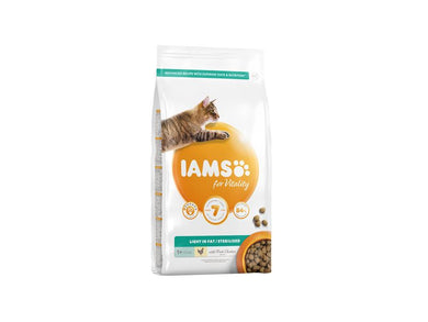 Iams Cat Senior Light Chicken 2kg