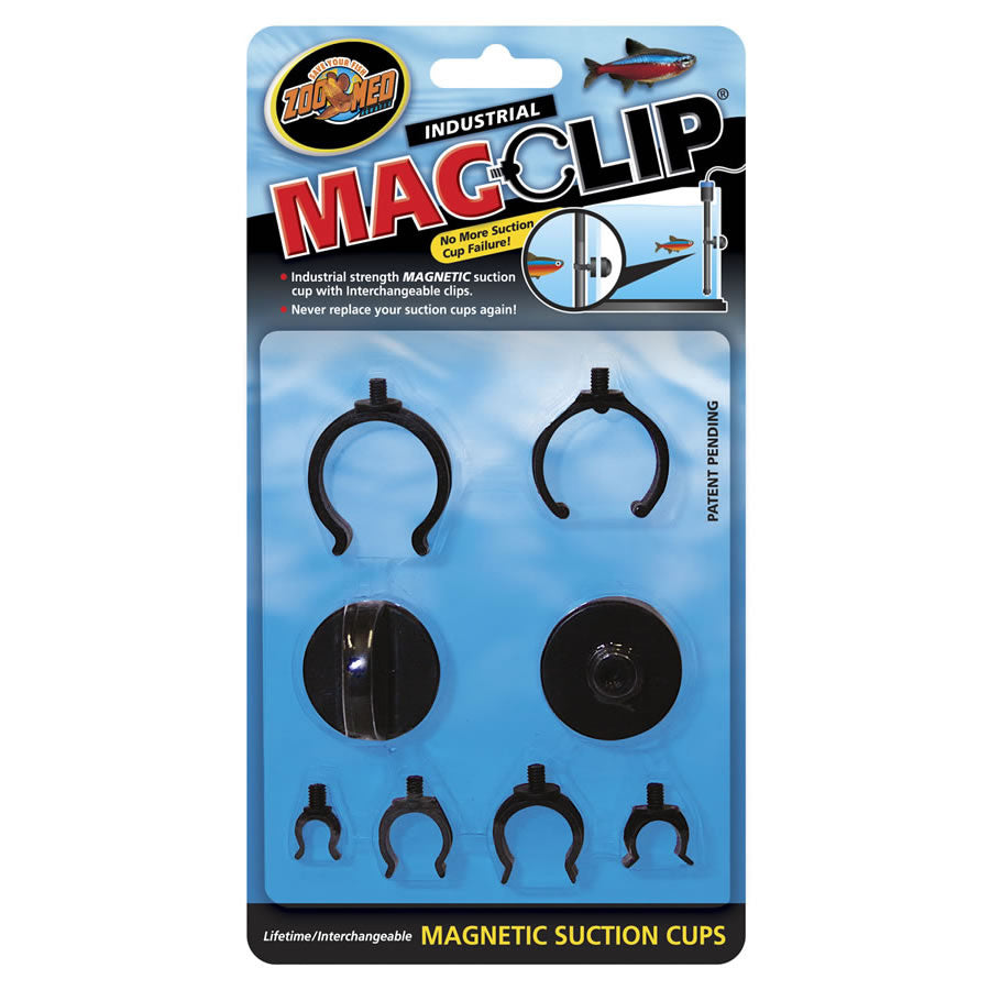 ZM MagClip Magnetic Suction Cups, MS-1 - Creepy Critters