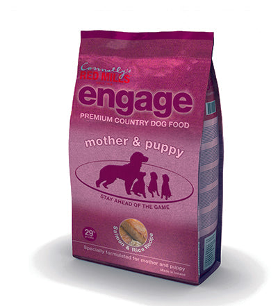 Engage Mother and Puppy 3kg d - Creepy Critters