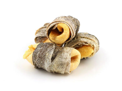 Fish4Dogs Love Apple Fish Wraps 90g