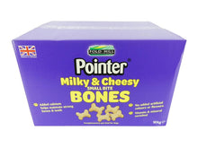 Load image into Gallery viewer, Fold Hill Pointer Milky & Cheesy Small Bite Bones 10kg