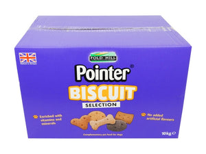 Fold Hill Pointer Biscuit Selection 10kg