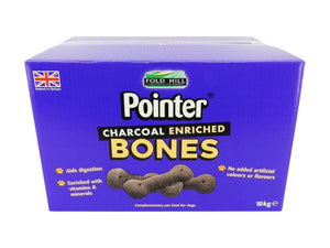 Fold Hill Pointer Charcoal Enriched Bone Treats 10kg