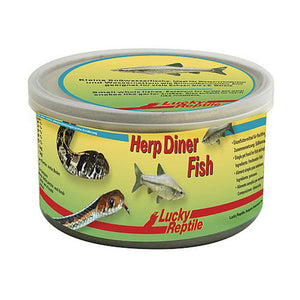 LR Herp Diner Fish Blend, 35g, HDC-71 - Creepy Critters