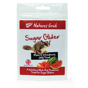 NG Sugar Glider Jelly - Melon & Strawberry 70g - Creepy Critters