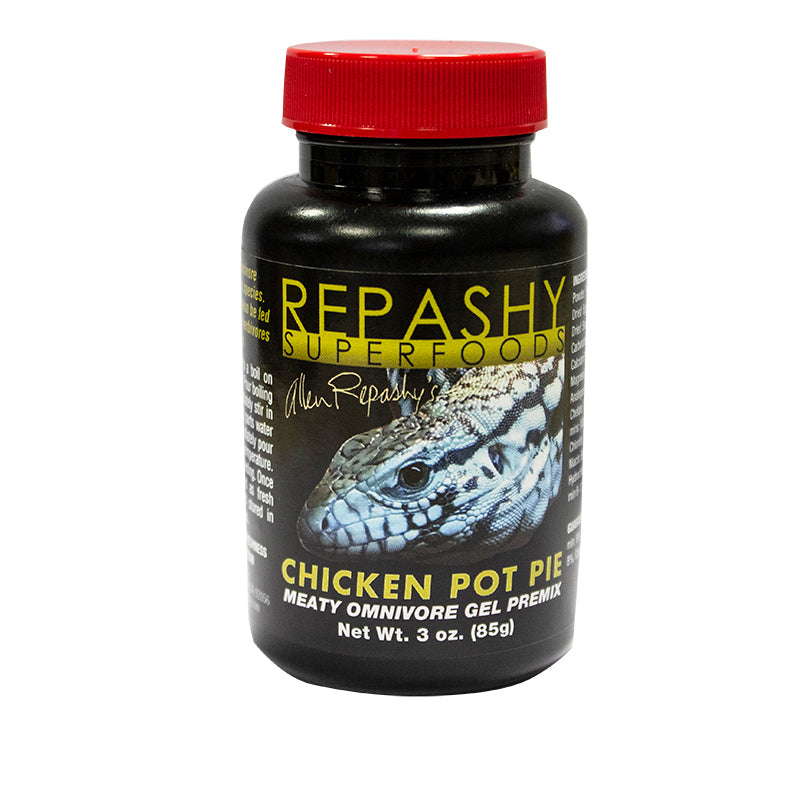 Repashy Superfoods Chicken Pot Pie, 85g - Creepy Critters
