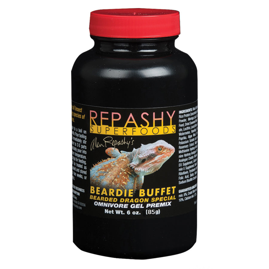 Repashy Superfoods Beardie Buffet, 85g - Creepy Critters