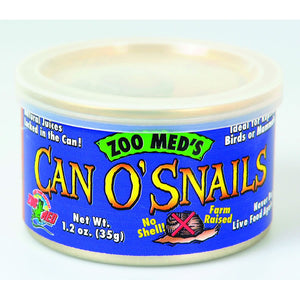 ZM Can O' Snails 48g, ZM-49 - Creepy Critters