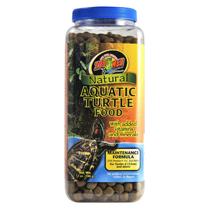 ZM Aqu.Turtle Food Maint. 340g, ZM-111 - Creepy Critters