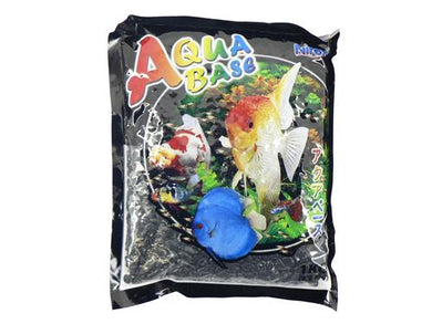 Aqua Base Coloured Aquarium Gravels 1kg