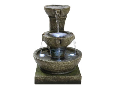 Hamac Jersey Spilling Bowls Plug N Play Water Feature 46cm