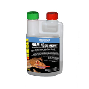 HabiStat Disinfectant Foam Cleaner Concentrate