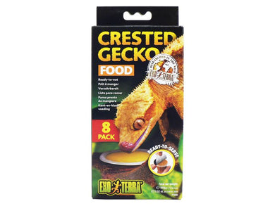 Exo Terra Crested Gecko Food 8-Pack