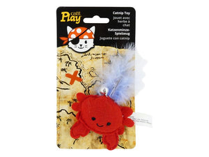 CatIt Play Pirates Catnip Toy with Wand