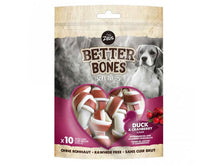 Load image into Gallery viewer, Zeus Better Bones Soft Treats Duck & Cranberry