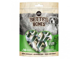 Zeus Better Bones Soft Treats Lamb & Mint