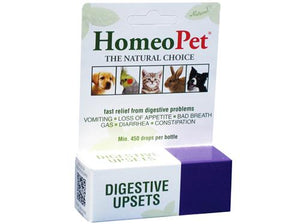 HomeoPet Digestive Upsets Relief for Pets 15ml