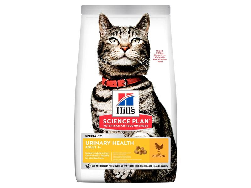 Science Plan Hill's Cat Urinary Health
