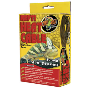 Reptile Heat Cable - Creepy Critters