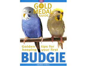 Interpet Gold Medal Guide: Golden tips for keeping your first Budgie