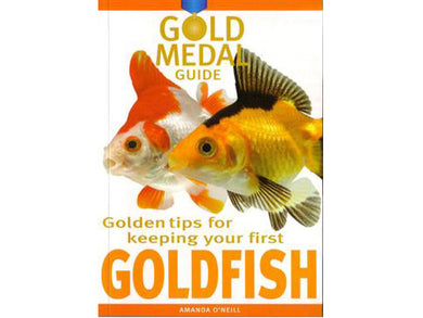 Interpet Gold Medal: Golden tips for keeping your first Goldfish