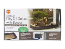 Load image into Gallery viewer, Interpet K&H EZ Mount Kitty Sill Deluxe (with Bolster)