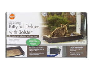 Interpet K&H EZ Mount Kitty Sill Deluxe (with Bolster)