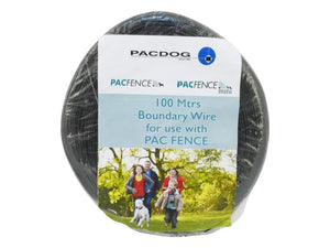 PAC DOG PACFence/PACFence Mini Boundary Wire 100m