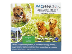 PAC DOG PACFence for Medium-Large Dogs