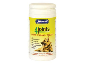 Johnsons Vet 4 Joints Extra Strength for Dogs