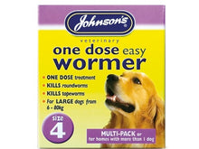 Load image into Gallery viewer, Johnsons Vet Easy One Dose Wormer