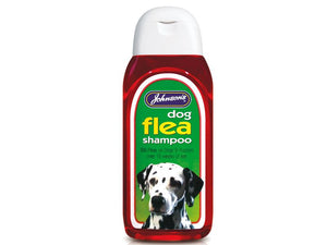 Johnsons Vet Dog Flea Shampoo