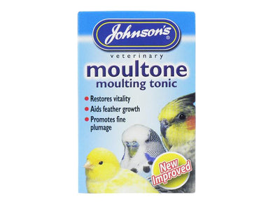 Johnsons Vet Moultone Moulting Tonic 15ml