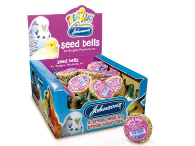 Johnsons Vet Treat 2 Eat for Budgie & Parakeet