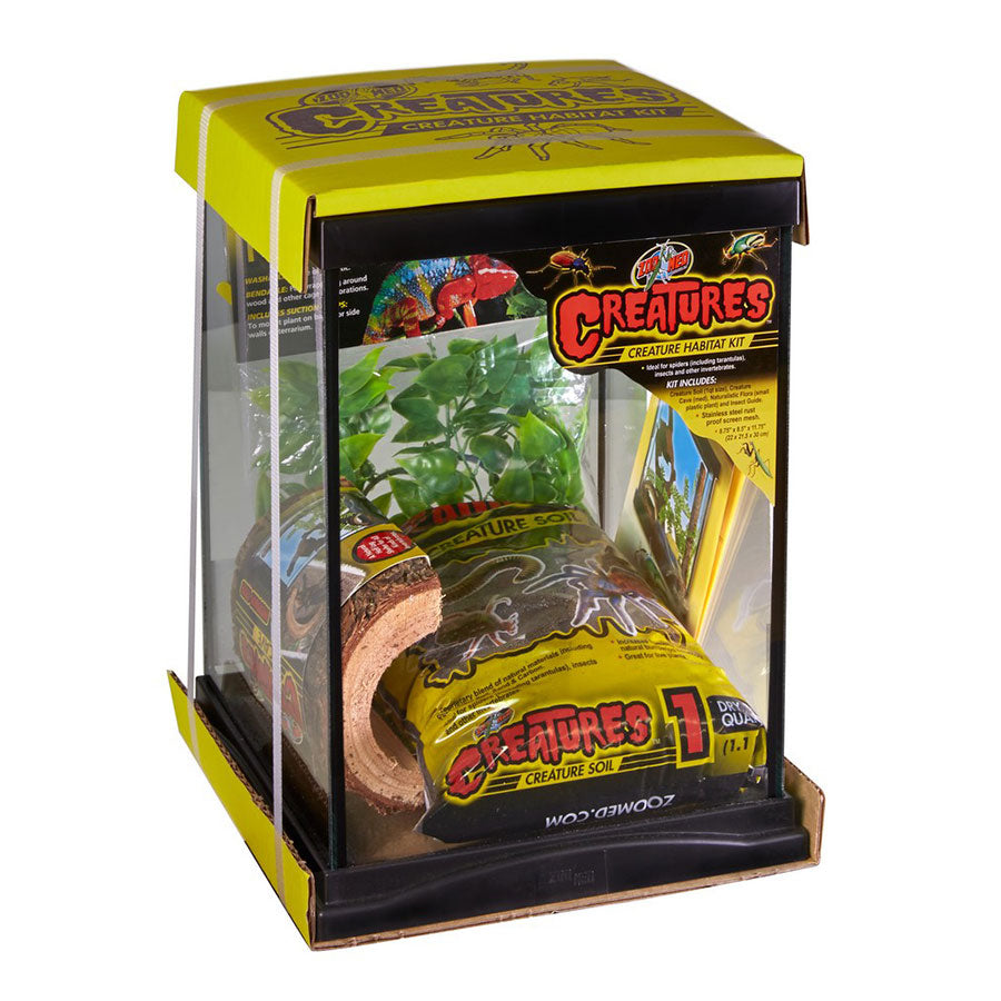 ZM Creature Habitat Kit, CT-3E - Creepy Critters