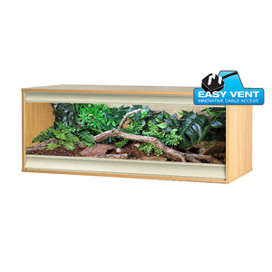 VE Viva+ Terrestrial Large Deep Vivarium (range of colours) - Creepy Critters