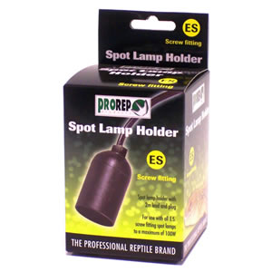 Spot Lamp Holder - Creepy Critters