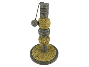 M-Pets Jura Sisal & Seagrass Cat Scratching Post 47cm