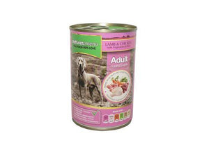 Nature's Menu Dog Can Lamb 400g