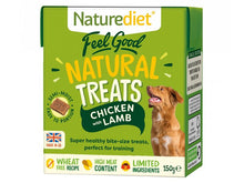 Load image into Gallery viewer, Nature Diet Dog Treats 150g