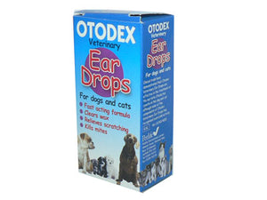 Otodex Ear Drops for Dogs/Cats 14ml