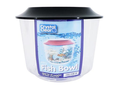 Pennine Crystal Clear Fish Bowls (for All Varieties of Freshwater Fish)