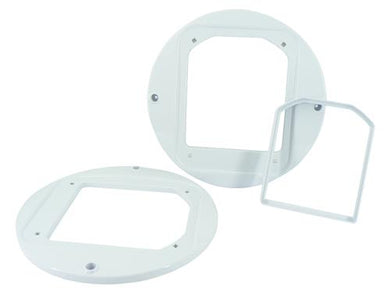 Pet Mate Catmate Adapter Kit Walls/Glass Panels for 360w