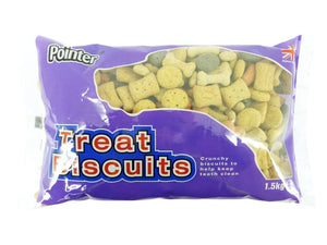 Pointer Treat Biscuits 1.5kg