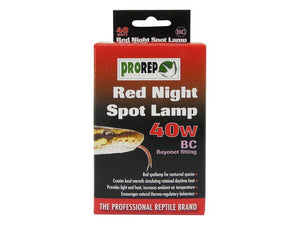 ProRep Red Night Spot Lamp BC